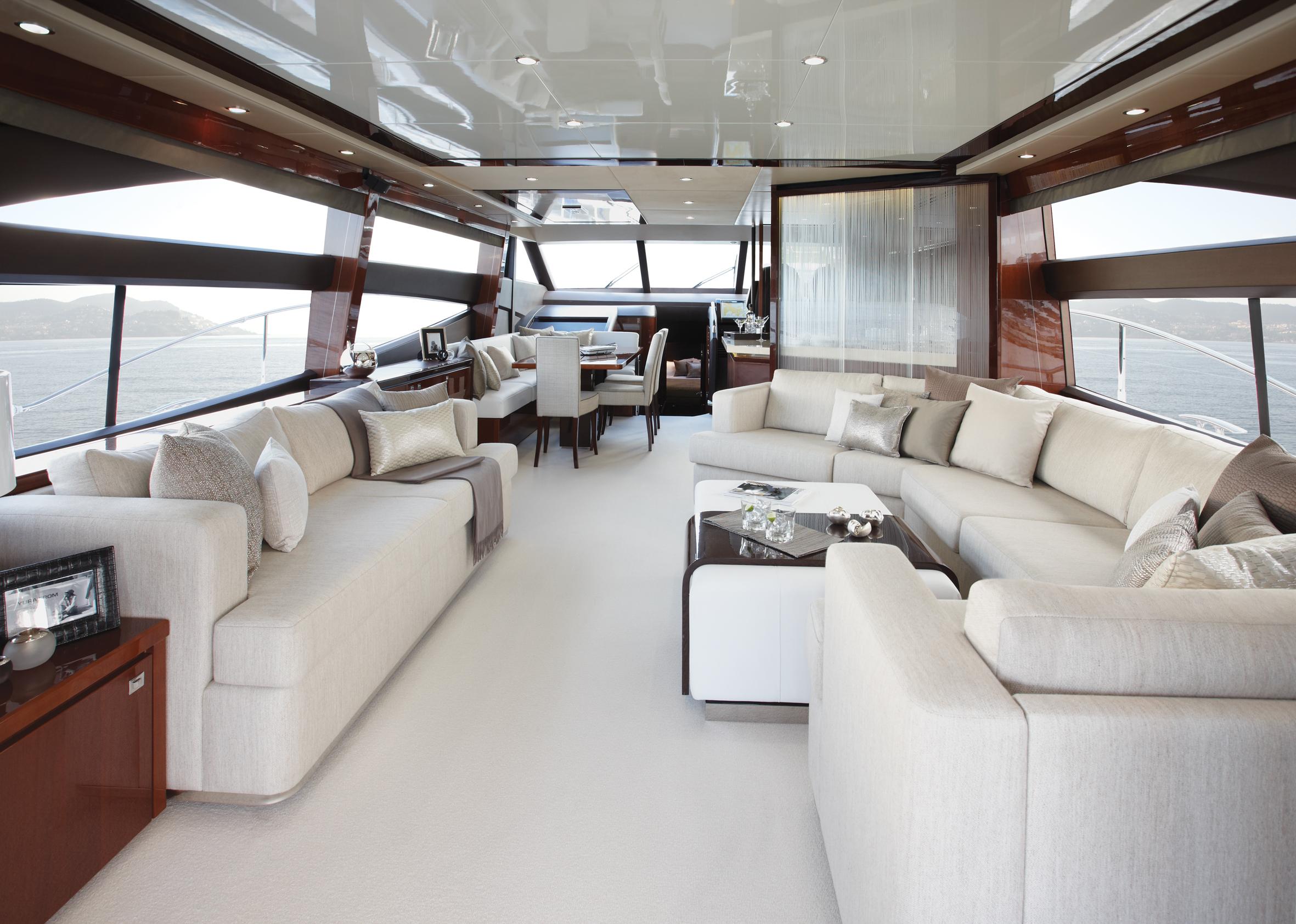 Дизайн интерьера яхт